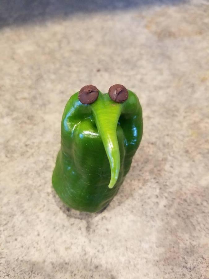 pepper-face